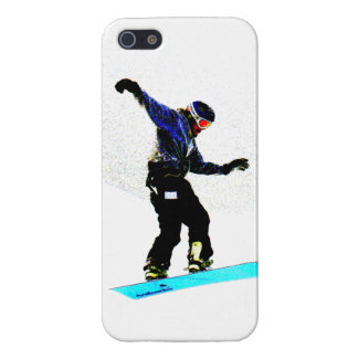 Cool Snowboarding iPhone 5 Case Winter Sports