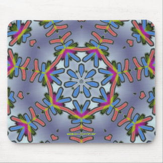 Cool Snowflake Mousepad