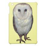 Cool snowy owl i pad case design cover for the iPad mini