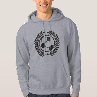 Cool Soccer and Olive Leaf Pullover