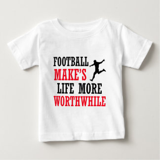 Cool soccer designs baby T-Shirt
