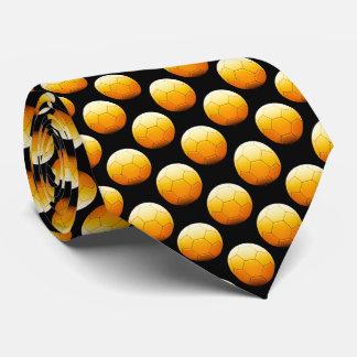 Cool Soccer Football Pattern Tie