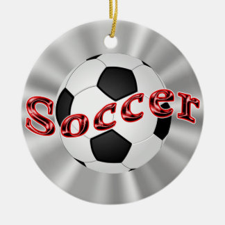 Cool Soccer Gift Ideas, Soccer Ornaments