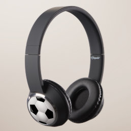 Cool Soccer Headphones