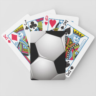 Cool Soccer Playing Cards
