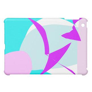 Cool Soft Water Nature Ice Bird Glacier iPad Mini Case