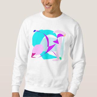 Cool Soft Water Nature Ice Bird Glacier Sweatshirt