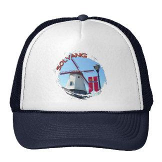 Cool Solvang Hat! Trucker Hat