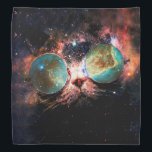 """Cool Space Cat with Telescope Glasses in space Bandana<br><div class=""""desc"""">cat&#160;, cats&#160;, space&#160;, pet&#160;, &quot;space cat&#160;&quot;, &quot;cat glasses&quot;&#160;, &quot;cat sunglasses&quot;&#160;, &quot;cosmic cat&quot;&#160;, &quot;cat galaxy&#160;&quot;, &quot;glasses cat&#160;&quot;, &quot;sunglasses cat&#160;&quot;, &quot;space goggles&quot;&#160;, &quot;cool kitty&#160;&quot;, &quot;kittens in space&quot;&#160;, &quot;cat purple&quot;&#160;, &quot;in space&quot;&#160;, &quot;meme cat&#160;&quot;, pussy&#160;, star&#160;, beautiful&#160;, galaxy&#160;, funny&#160;, animal&#160;, stars&#160;, cosmos&#160;, kittens&#160;, cute&#160;, purple&#160;, kitty&#160;, glasses&#160;, sunglasses&#160;, universe&#160;, nebula&#160;, kitten&#160;, meow&#160;, constellation&#160;, artwork&#160;,...</div>"""