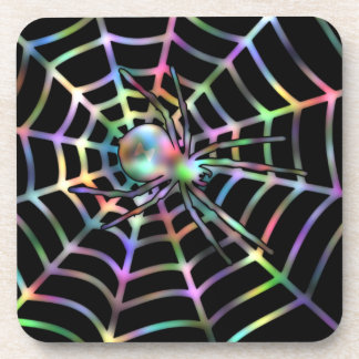 Cool Spider And Web Coaster