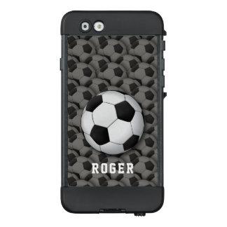 Cool Sport Soccer | Football Gifts LifeProof® NÜÜD® iPhone 6 Case