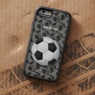 Cool Sport Soccer   Football Gifts Tough Xtreme iPhone 6 Case