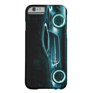 Cool Sports Car Blue Green Black IPhone 6 Case