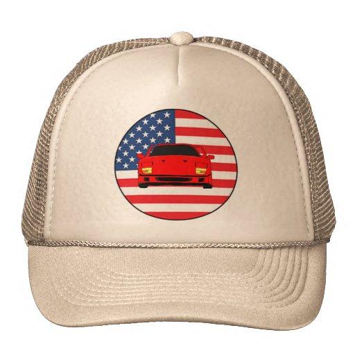 cool sports car design trucker hat zazzle
