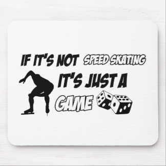Cool sports designs mouse pad