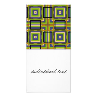 cool squares green card