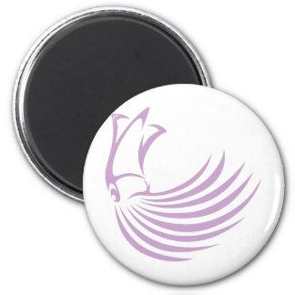 Cool Squid Logo Magnet