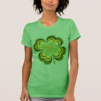 Cool St Patricks Day Lucky Clover Shirts