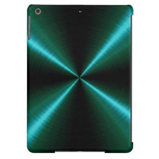 Cool Stainless Steel Metal 2 iPad Air Covers