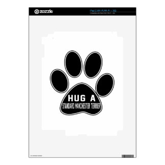 Cool Standard Manchester Terrier Designs Decal For The iPad 2