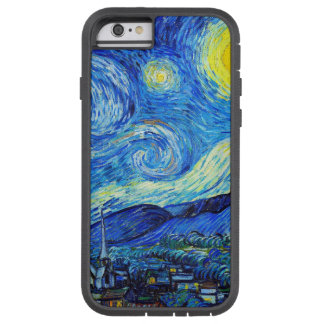 Cool Starry Night Vincent Van Gogh painting Tough Xtreme iPhone 6 Case