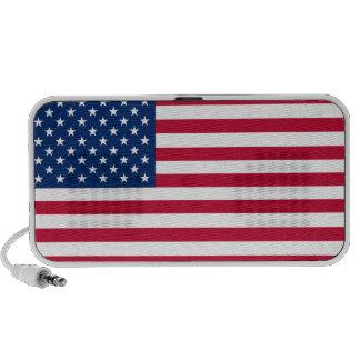 Cool Stars & Stripes Portable Speaker
