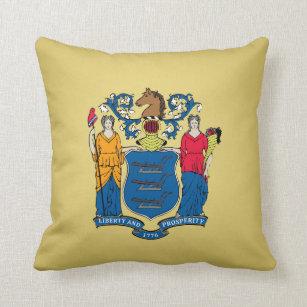 New Jersey Pillows Decorative Amp Throw Pillows Zazzle
