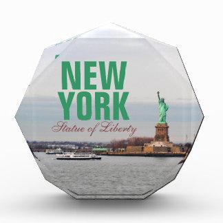 Cool Statue of Liberty - NY New York Acrylic Award