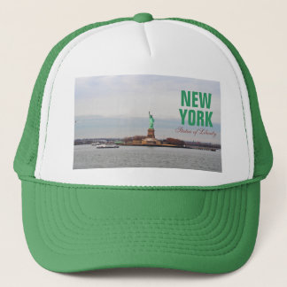 Cool Statue of Liberty - NY New York Trucker Hat