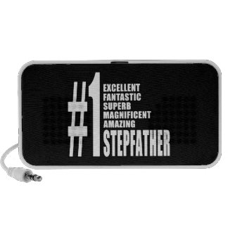Cool Stepfathers : Number One Stepfather Speaker System