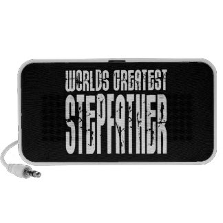 Cool Stepfathers : World's Greatest Stepfather PC Speakers