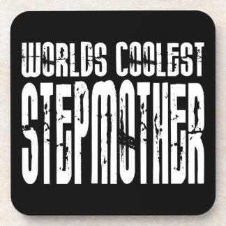 Cool Stepmoms Birthdays Parties Coolest Stepmother Coasters