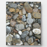 cool stone pattern display plaque