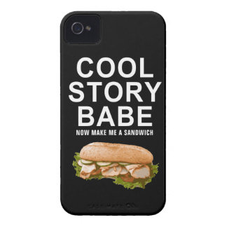 cool story babe iPhone 4 case