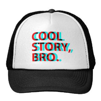 Cool Story Bro 3d Trucker Hat
