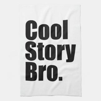 Cool Story Bro. American MoJo Kitchen Towe Kitchen Towel