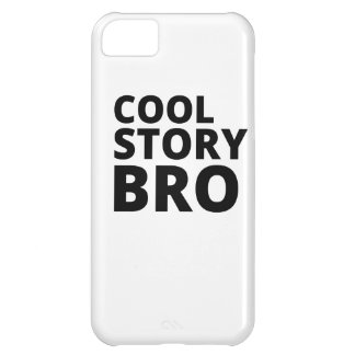 Cool Story Bro iPhone 5C Case