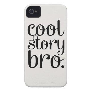 Cool Story Bro Cream Case-Mate iPhone 4 Case