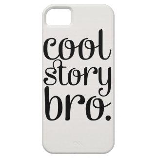 Cool Story Bro Cream iPhone SE/5/5s Case