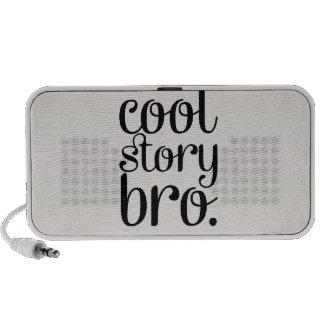 Cool Story Bro Cream Mini Speaker