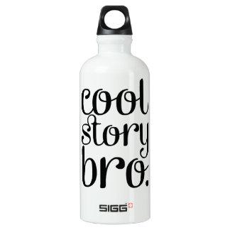 Cool Story Bro Cream Water Bottle