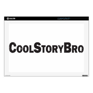 Cool Story Bro Decals For Laptops