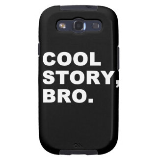 Cool Story Bro Galaxy SIII Case