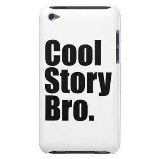 Cool Story Bro. iPod Case-Mate Case