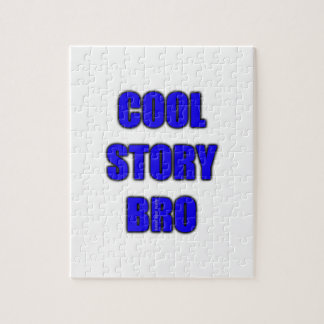 Cool Story Bro Jigsaw Puzzle