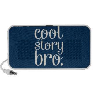 Cool Story Bro Navy Portable Speaker