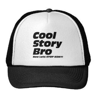 Cool Story Bro - Now Lets Stop Kony Trucker Hat