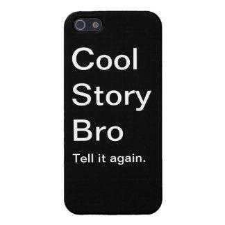 Cool Story Bro Phone Case