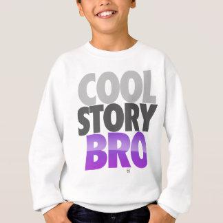 Cool Story Bro (Purple) Sweatshirt