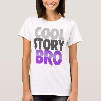 Cool Story Bro (Purple) T-Shirt